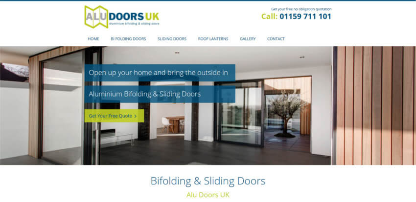 Alu Doors UK