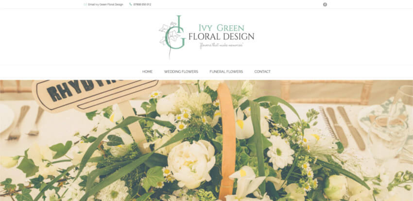 Ivy Green Floral Design