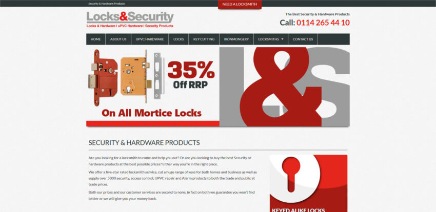 Locks & Security Ltd