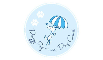 Doggy Poppins Day Care Logo