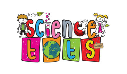 Science Tots Logo