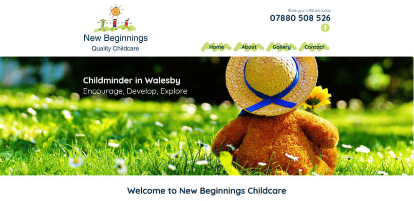 New Beginnings Quality Childcare